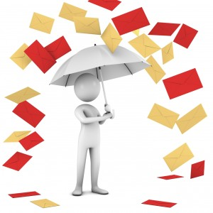 Stop the email overload.  Here's how to take back your email.