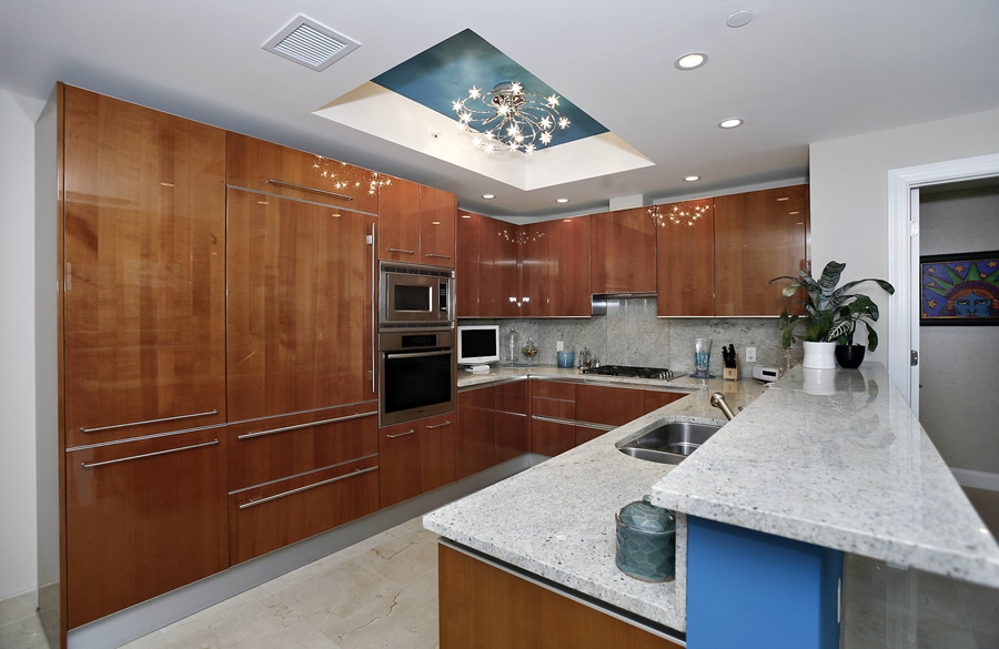 Gourmet Kitchen in Turnberry Tower & Arlington VA Condos: Turnberry Tower Market Update | Homes for ... kurilladesign.com