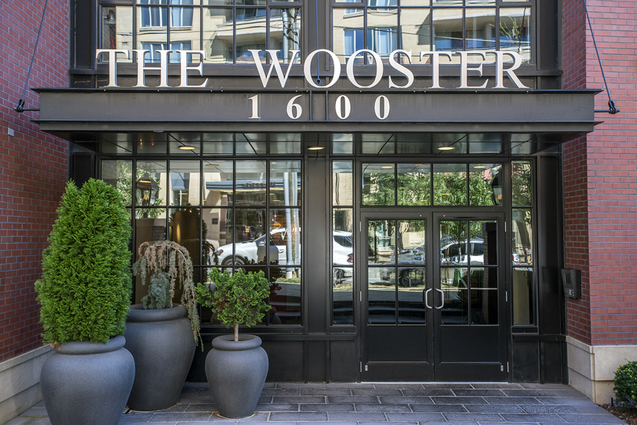 Arlington Va Condos Wooster And Mercer Lofts Market