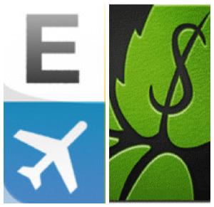 Expensify v Mint Logo