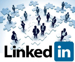 Linkedin Icon With People
