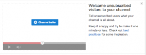 Create a Welcome Video