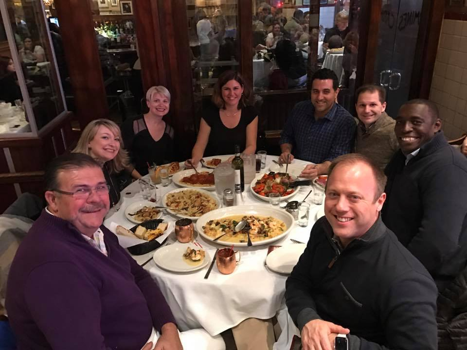 C21 Redwood Realty Dinner at ICNY 2017