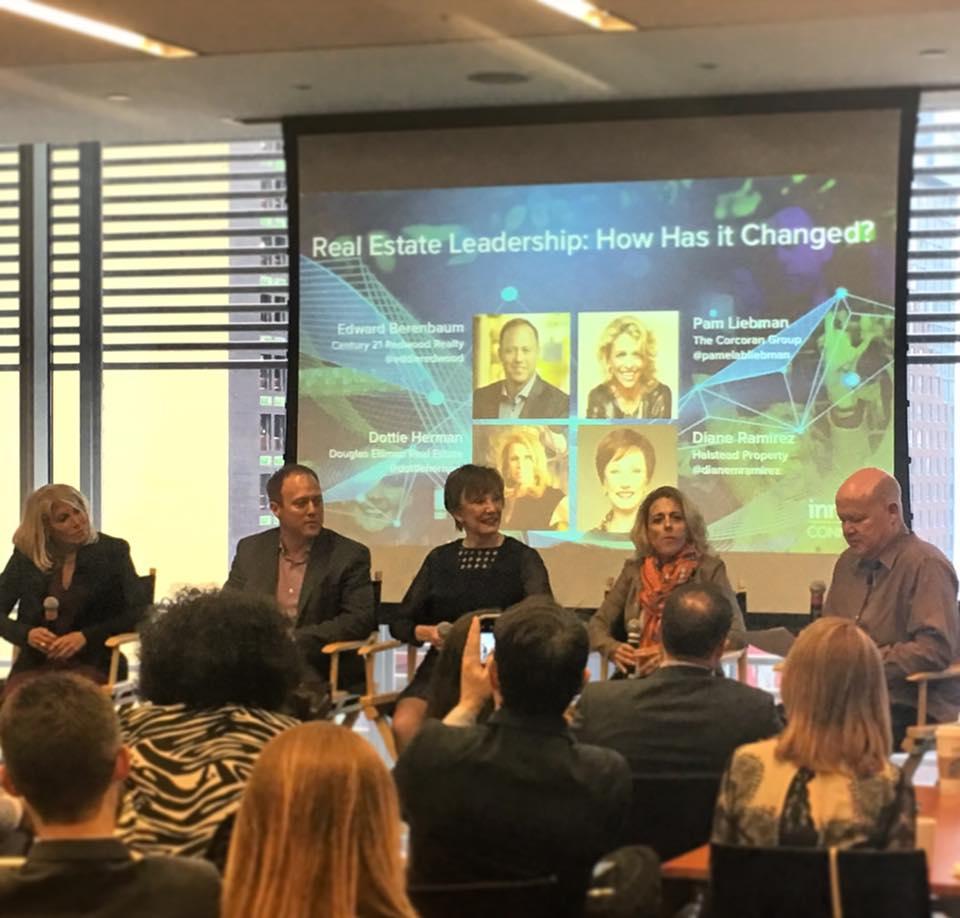 Eddie Berenbaum on Panel at CEO Connect ICNY 2017