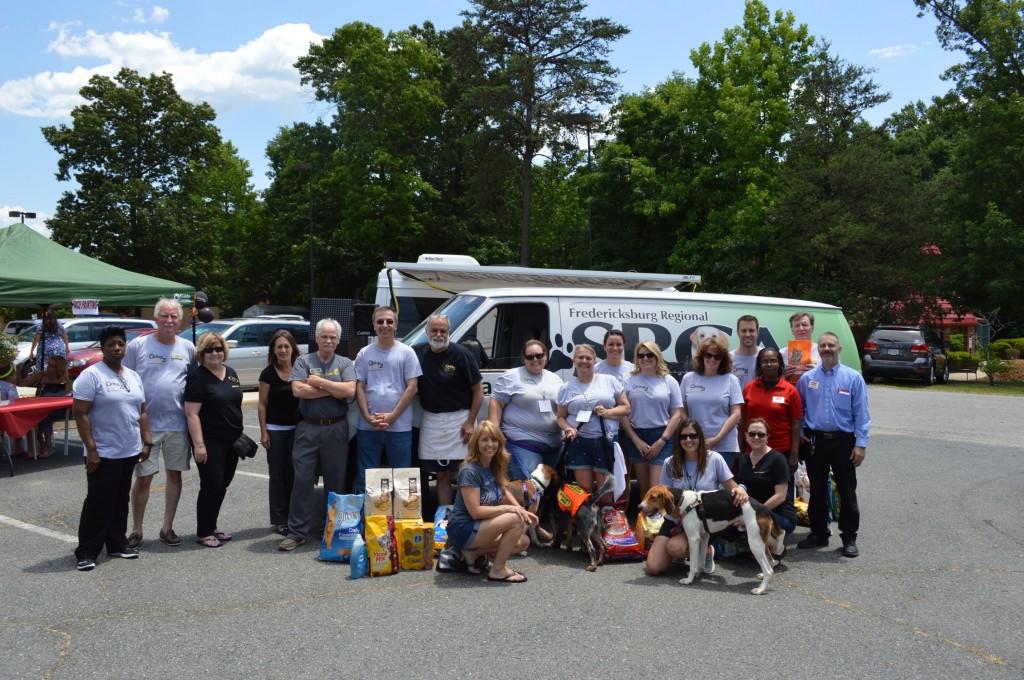 Redwood Fredericksburg Agents for Animals Event 2017_12