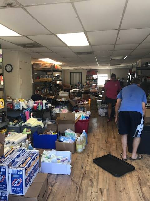 Items for People in Need Hurricane Harvey, C21 Redwod